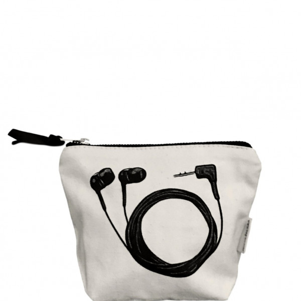 Bag-All Kopfhörer und Ladekabel Tasche