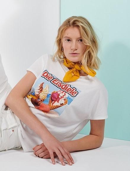 """T-Shirt """"Die Eisdiele"""""""