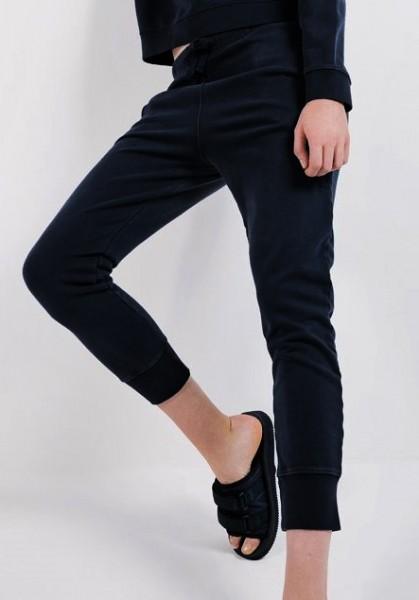 Jogging Pants Organic Cotton Schwarz